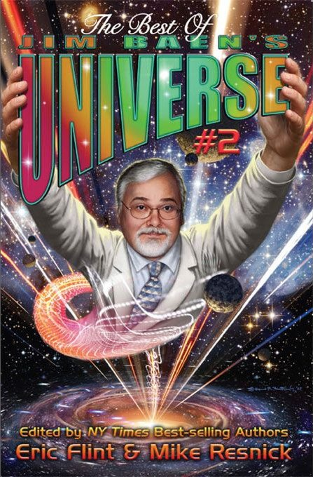 Jim Baen's Universe (probably wrong core)